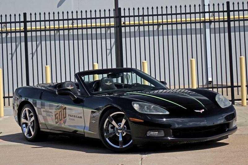 2008 Chevrolet Corvette Pace Car Edition*Auto*   Plano, TX   Carrick's Autos in Plano TX
