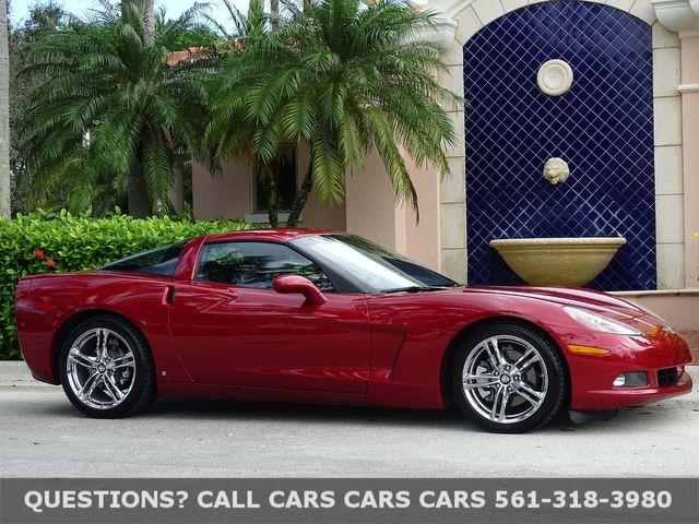 2008 Chevrolet Corvette in West Palm Beach, Florida 33411