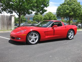 2008 Sold Chevrolet Corvette Z51 Conshohocken, Pennsylvania 1