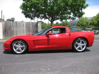 2008 Sold Chevrolet Corvette Z51 Conshohocken, Pennsylvania 2