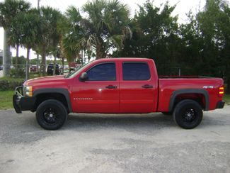 2008 Chevrolet CREWCAB 4X4 SILVERADO in Fort Pierce, FL 34982
