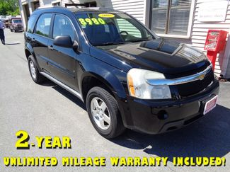 2008 Chevrolet Equinox LS in Brockport NY, 14420