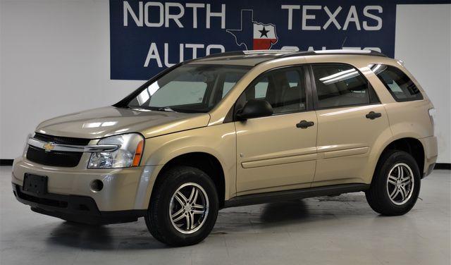 2008 Chevrolet Equinox LS 1 Owner 33 Service record's in Dallas, TX 75247