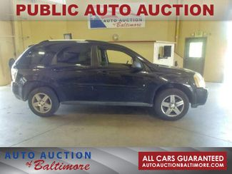 2008 Chevrolet Equinox LT   JOPPA, MD   Auto Auction of Baltimore  in Joppa MD