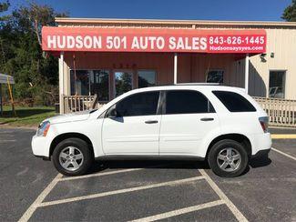 2008 Chevrolet Equinox LS | Myrtle Beach, South Carolina | Hudson Auto Sales in Myrtle Beach South Carolina