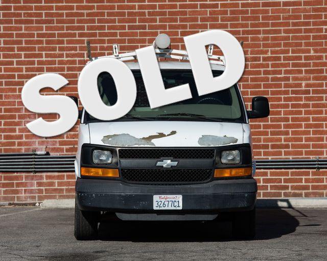 2008 Chevrolet Express Cargo Van Burbank, CA