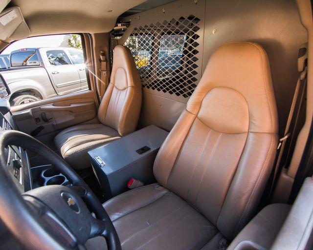 2008 Chevrolet Express Cargo Van Burbank, CA 10