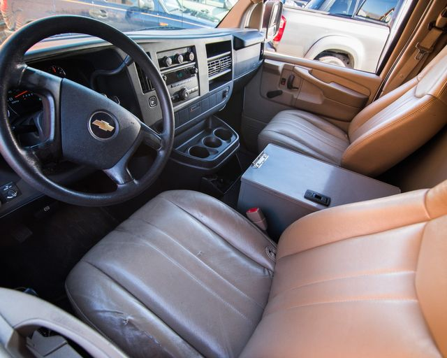 2008 Chevrolet Express Cargo Van Burbank, CA 11
