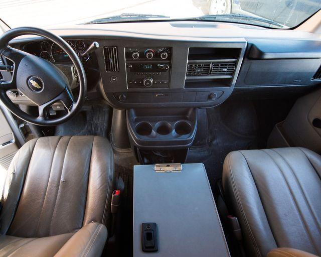 2008 Chevrolet Express Cargo Van Burbank, CA 12