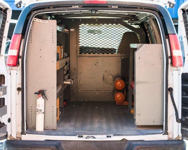2008 Chevrolet Express Cargo Van Burbank, CA 16