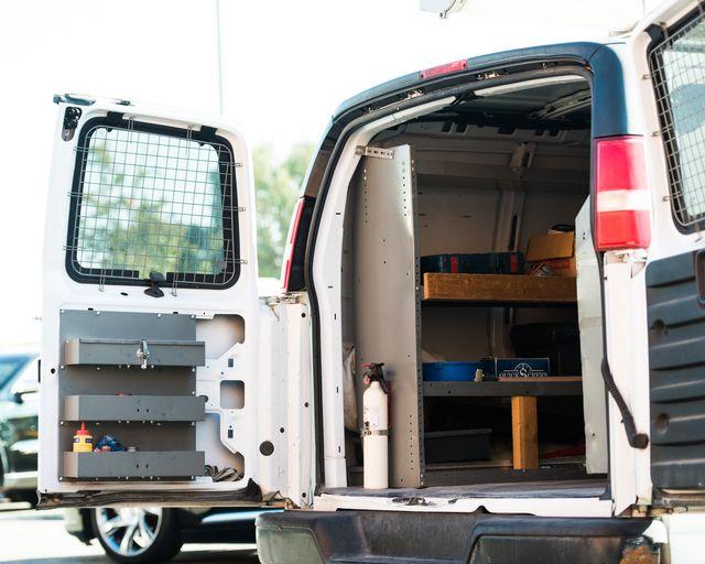 2008 Chevrolet Express Cargo Van Burbank, CA 17