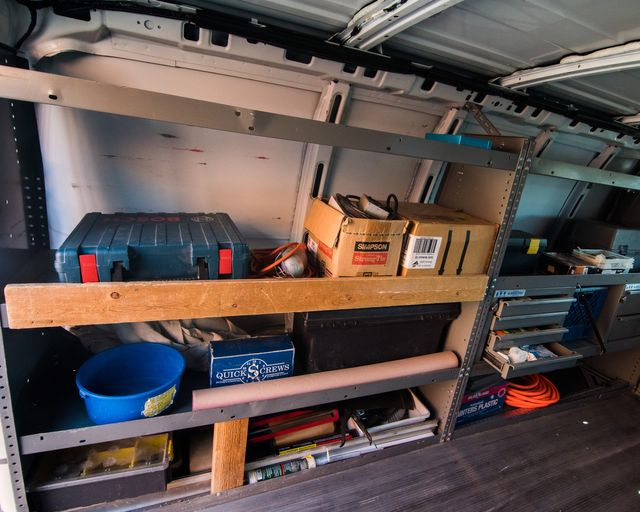 2008 Chevrolet Express Cargo Van Burbank, CA 19