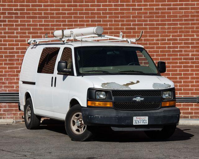2008 Chevrolet Express Cargo Van Burbank, CA 2
