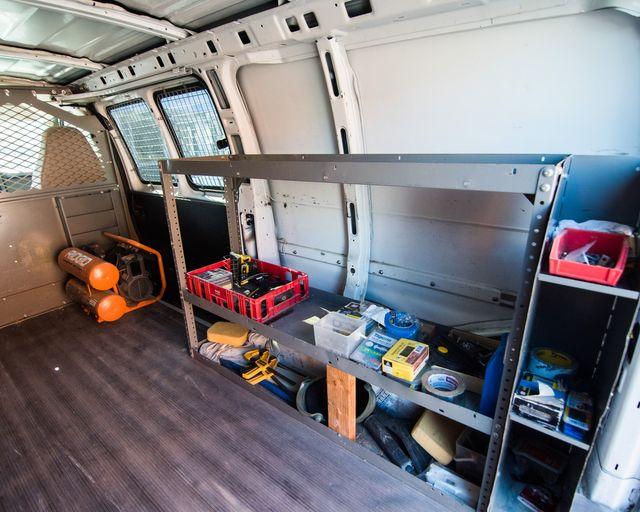 2008 Chevrolet Express Cargo Van Burbank, CA 20