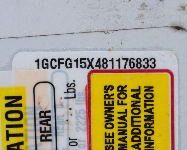 2008 Chevrolet Express Cargo Van Burbank, CA 22