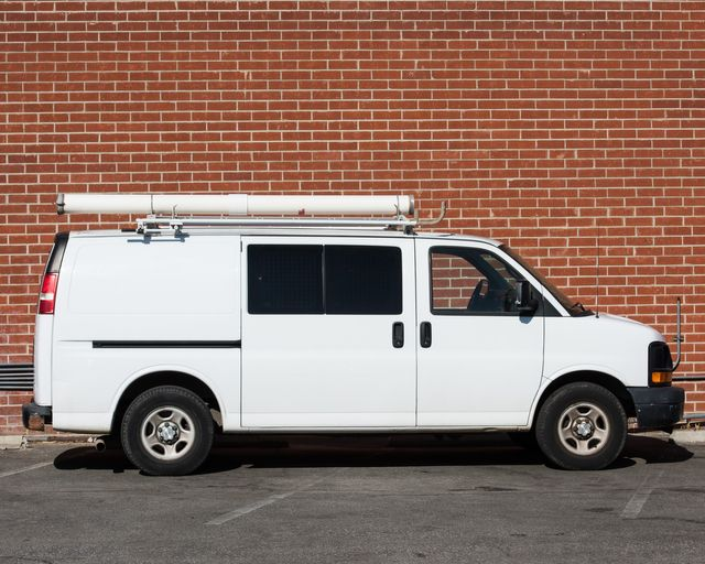 2008 Chevrolet Express Cargo Van Burbank, CA 3