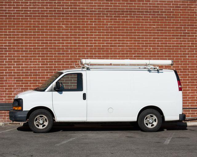 2008 Chevrolet Express Cargo Van Burbank, CA 4
