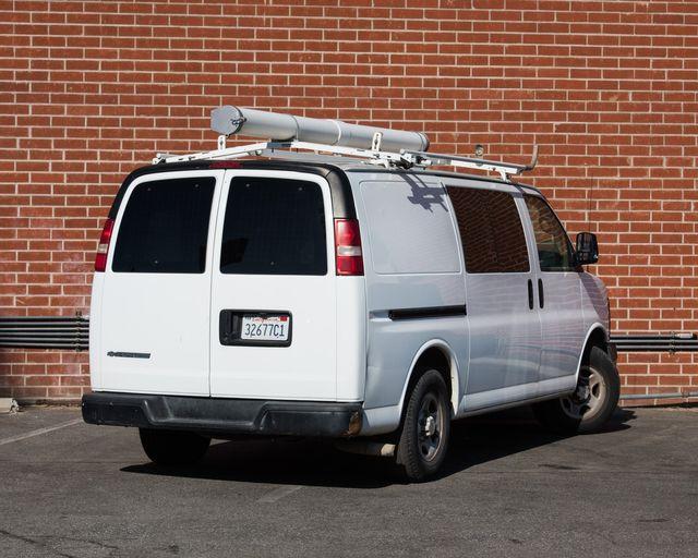 2008 Chevrolet Express Cargo Van Burbank, CA 6