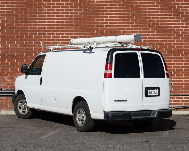 2008 Chevrolet Express Cargo Van Burbank, CA 7