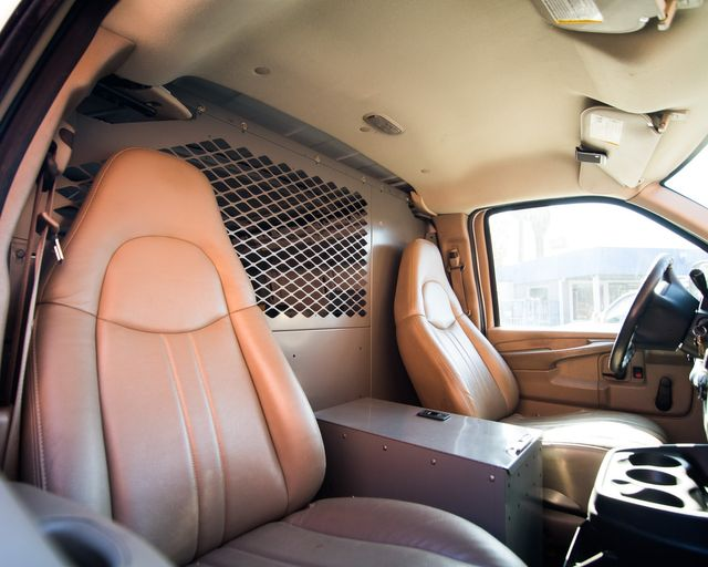 2008 Chevrolet Express Cargo Van Burbank, CA 8