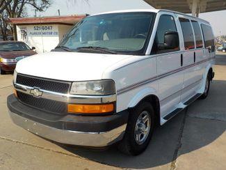 2008 Chevrolet Express Cargo Van YF7 Upfitter Fayetteville , Arkansas 1