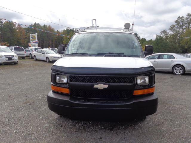 2008 Chevrolet Express Cargo Van Hoosick Falls, New York 1