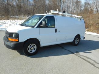 2008 Chevrolet Express Cargo Van New Windsor, New York 8
