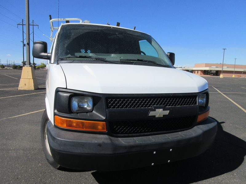 2008 Chevrolet Express Cargo Van   Fultons Used Cars Inc  in , Colorado