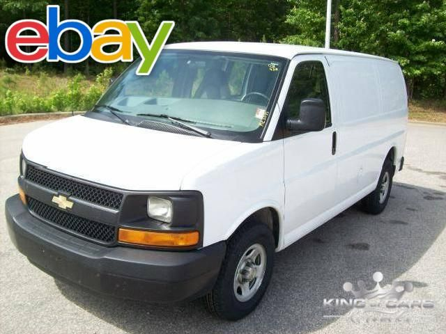 2008 Chevrolet Express Cargo Van in Woodbury, New Jersey 08093