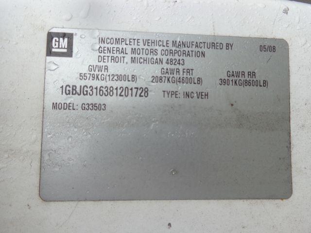 2008 Chevrolet Express Commercial Cutaway C7N DRW Hoosick Falls, New York 7