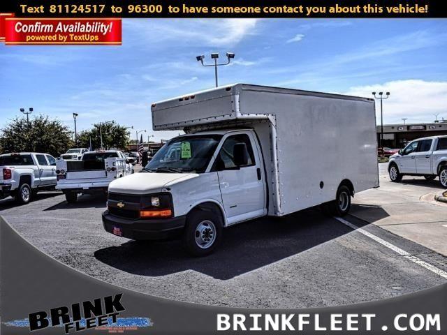 2008 Chevrolet Express Commercial Cutaway C7N | Lubbock, TX | Brink Fleet in Lubbock TX