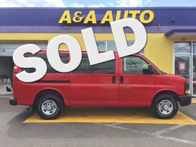 2008 Chevrolet Express Passenger in Englewood, CO 80110