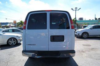 2008 Chevrolet Express Passenger Hialeah, Florida 4