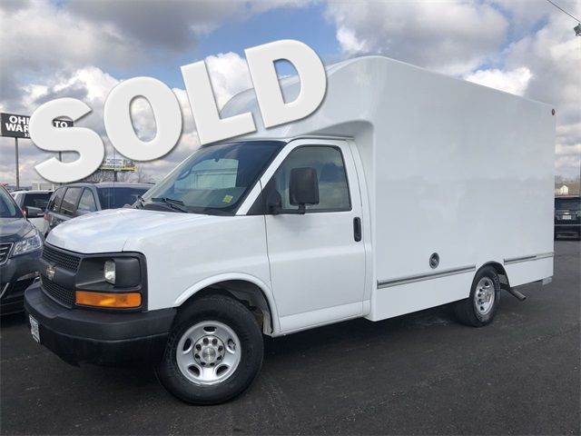 2008 Chevrolet Express Van G3500 Work Van 1 Ton Box Truck 1-Own Cln Carfax We Fi... | Canton, Ohio | Ohio Auto Warehouse LLC in Canton Ohio