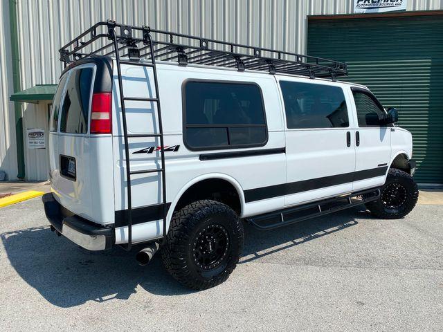 2008 Chevrolet Express Van Quigley 4x4 Duramax diesel in Jacksonville , FL 32246