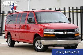 2008 Chevrolet G3500 Vans 14 Passenger Express in Plano Texas, 75093