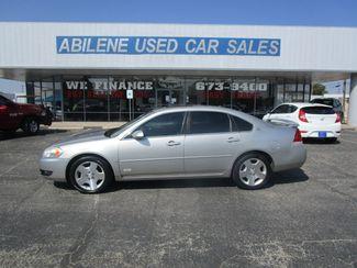 2008 Chevrolet Impala SS  Abilene TX  Abilene Used Car Sales  in Abilene, TX