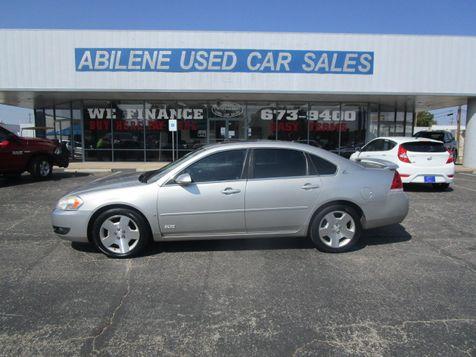 2008 Chevrolet Impala SS in Abilene, TX