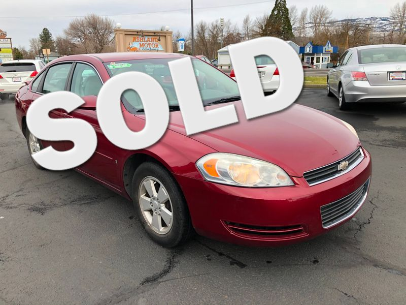2008 Chevrolet Impala LT | Ashland, OR | Ashland Motor Company in Ashland OR