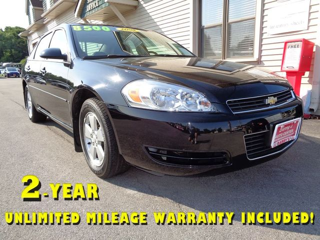 2008 Chevrolet Impala LT in Brockport NY, 14420
