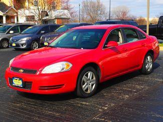 2008 Chevrolet Impala LS | Champaign, Illinois | The Auto Mall of Champaign in Champaign Illinois