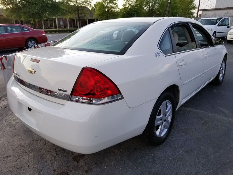 2008 Chevrolet Impala LS  city SC  Columbia Auto Center  in Columbia, SC