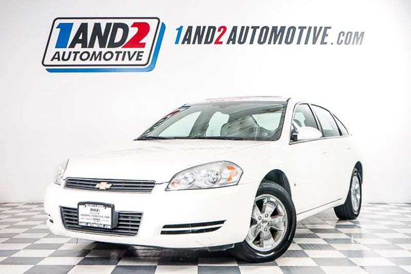2008 Chevrolet Impala Lt Dallas Tx 75229