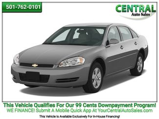 2008 Chevrolet Impala LT | Hot Springs, AR | Central Auto Sales in Hot Springs AR