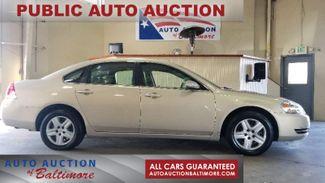 2008 Chevrolet Impala LS   JOPPA, MD   Auto Auction of Baltimore  in Joppa MD