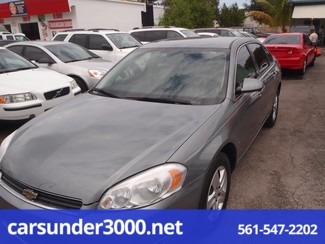 2008 Chevrolet Impala LS Lake Worth , Florida