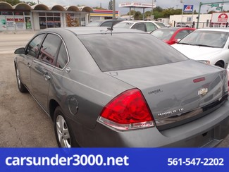 2008 Chevrolet Impala LS Lake Worth , Florida 3