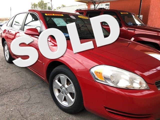 2008 Chevrolet Impala LT CAR PROS AUTO CENTER (702) 405-9905 Las Vegas, Nevada