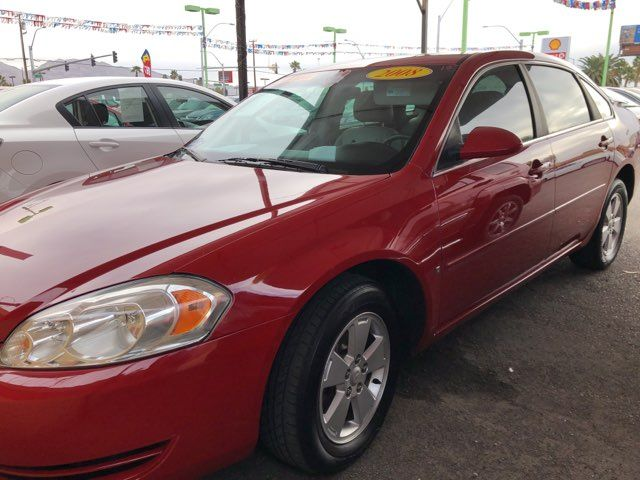 2008 Chevrolet Impala LT CAR PROS AUTO CENTER (702) 405-9905 Las Vegas, Nevada 1