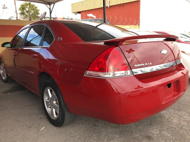 2008 Chevrolet Impala LT CAR PROS AUTO CENTER (702) 405-9905 Las Vegas, Nevada 2